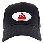 BURN BABYLON Black Cap