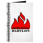 BURN BABYLON Journal