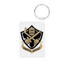 CA Knights Hky 2011 German Keychains
