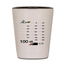 Count by 5 Race to 100 Shot Glass