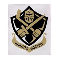 CA Knights Hky 2011 Germany Edition- Throw Blanket