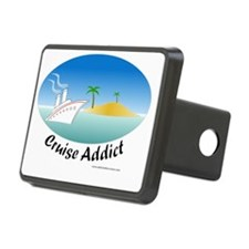 Cruise Addict Hitch Cover