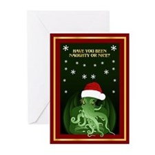 Cthulhumass Greeting Cards