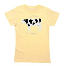 iEatVegan_dark Girl's Tee