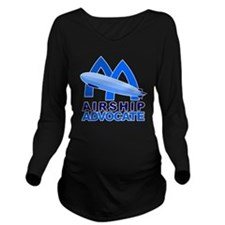 airshipadvocators Long Sleeve Maternity T-Shirt