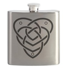 motherhood black Flask