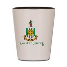 county_limerick Shot Glass