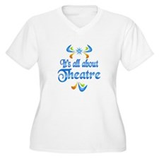 About Theatre T-Shirt