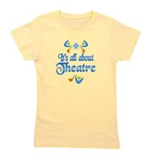 About Theatre Girl's Tee