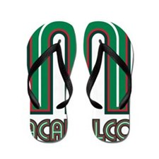 Acapulco Piped Flip Flops