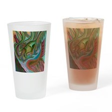 Valley Cat 42 Drinking Glass