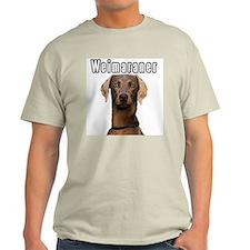 THE Weimaraner Ash Grey T-Shirt