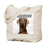 THE Weimaraner Tote Bag