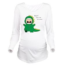 Rawr! Long Sleeve Maternity T-Shirt