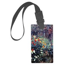 Renoir: Garden in the Rue Cortot Luggage Tag