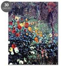 Renoir: Garden in the Rue Cortot Puzzle