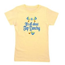 About Tap Dancing Girl's Tee