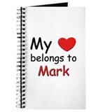 My heart belongs to mark Journal