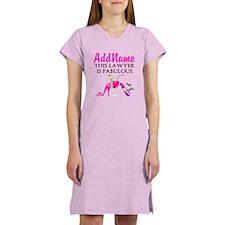 TOP LAWYER Women's Nightshirt
