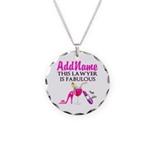 TOP LAWYER Necklace