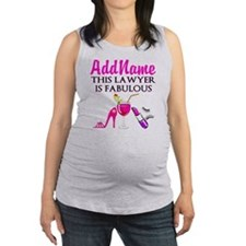 TOP LAWYER Maternity Tank Top