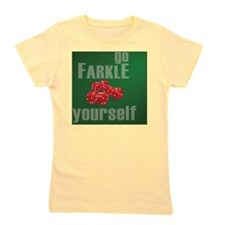 Farkle Yourself Mousepad Girl's Tee