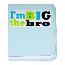 big bro baby blanket