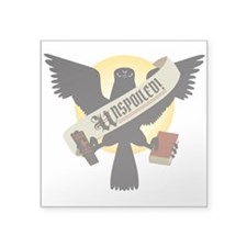 ASOIAF Unspoiled! Crow Sticker