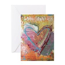 FALL (in Love) Greeting Card