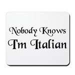 The Italian Mousepad