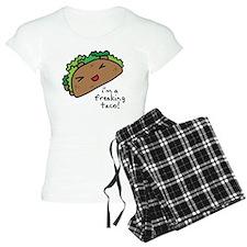 im a freaking taco Pajamas