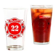 22 Drinking Glass