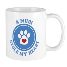 Mudi/My Heart Small Mug