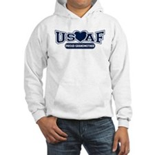 Air Force Grandmother Hoodie