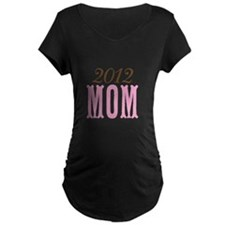 Custom Date Mom Maternity T-Shirt