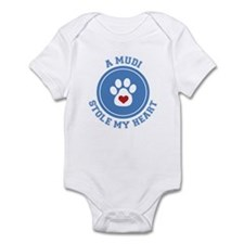 Mudi/My Heart Infant Bodysuit