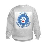 Mudi/My Heart Sweatshirt