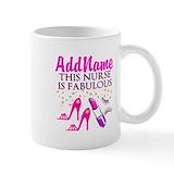 Nurse humor Coffee Mugs