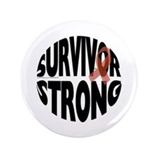 "Survivor Strong Button 3.5"" Button"