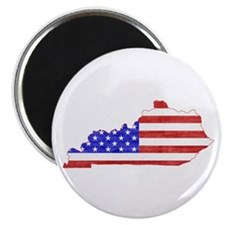 Kentucky Flag Magnet