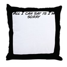 Can Throw Pillow