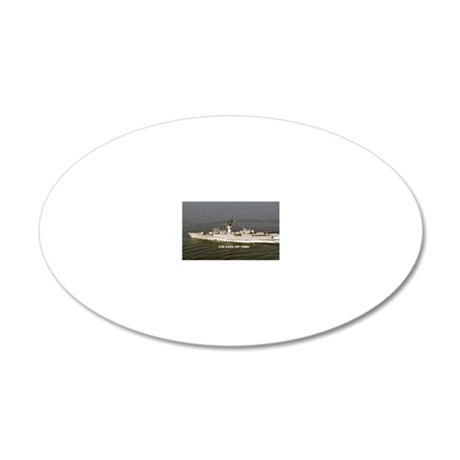 lang ff mini poster 20x12 Oval Wall Decal
