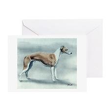 Italian Greyhound Dog Greeting Cards