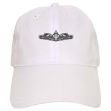 leftwich white letters Baseball Cap