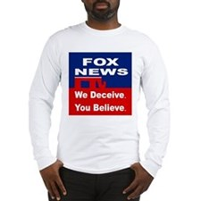 Fox News Long Sleeve T-Shirt