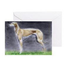 Sloughi Dog Greeting Cards