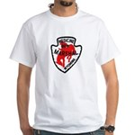 Medicine Bow Marshal White T-Shirt