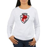 Medicine Bow Marshal Women's Long Sleeve T-Shirt