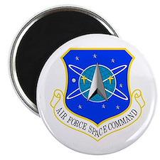 AF Space Command Magnet