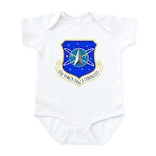 AF Space Command Infant Bodysuit